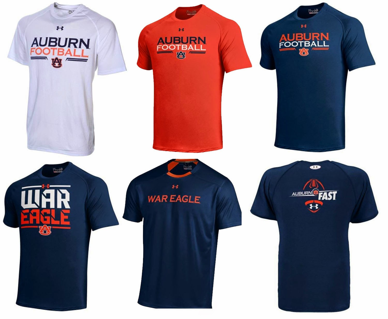 Auburn uniform database fall 2014 auburn gear overview for College football t shirt designs
