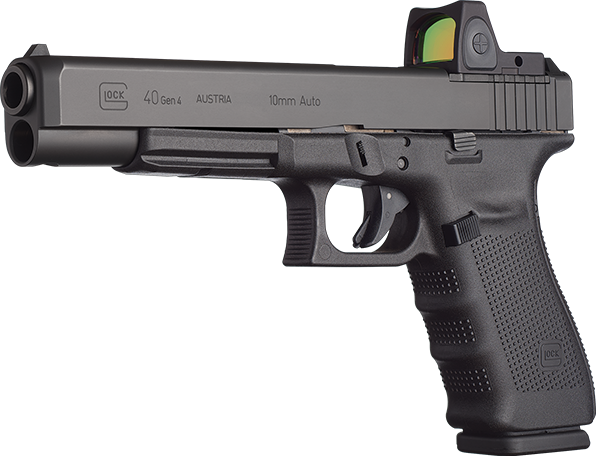 Dara Holsters: Holsters for the Glock 40 MOS Configuration