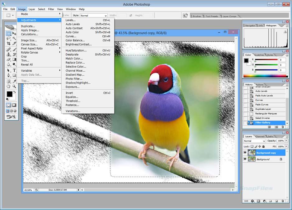 Adobe Photoshop CS2 Highly Compressed ~ Linda