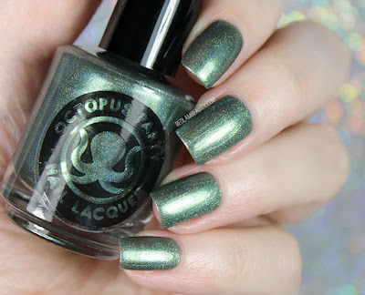 Octopus Party Nail Lacquer Ornamental Thug | Winter 2017
