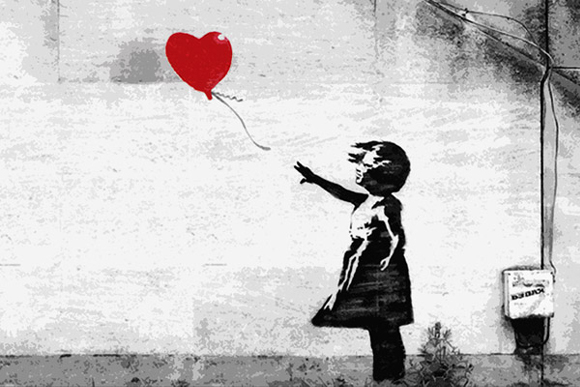 Banksy Inspiration Photo