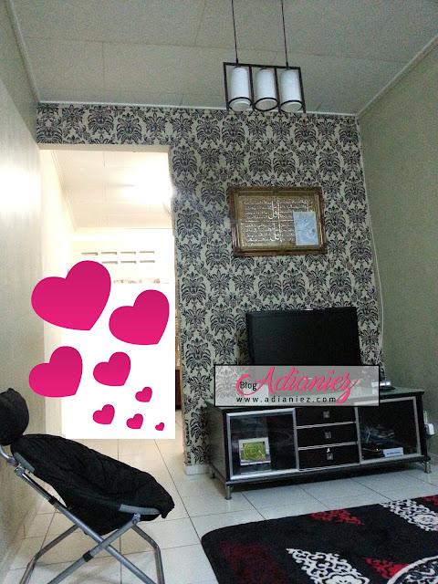 Deko Dengan Wallpaper Kaison Murah