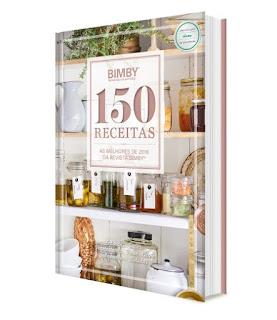Livro 150 Receitas Bimby - As melhores de 2016