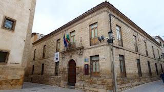 Antigua Universidad de Baeza.