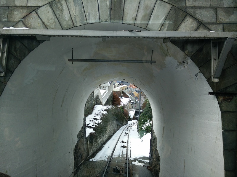 The Bergen funicular