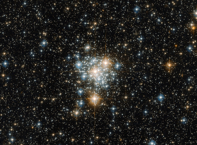 Open Star Cluster NGC 299
