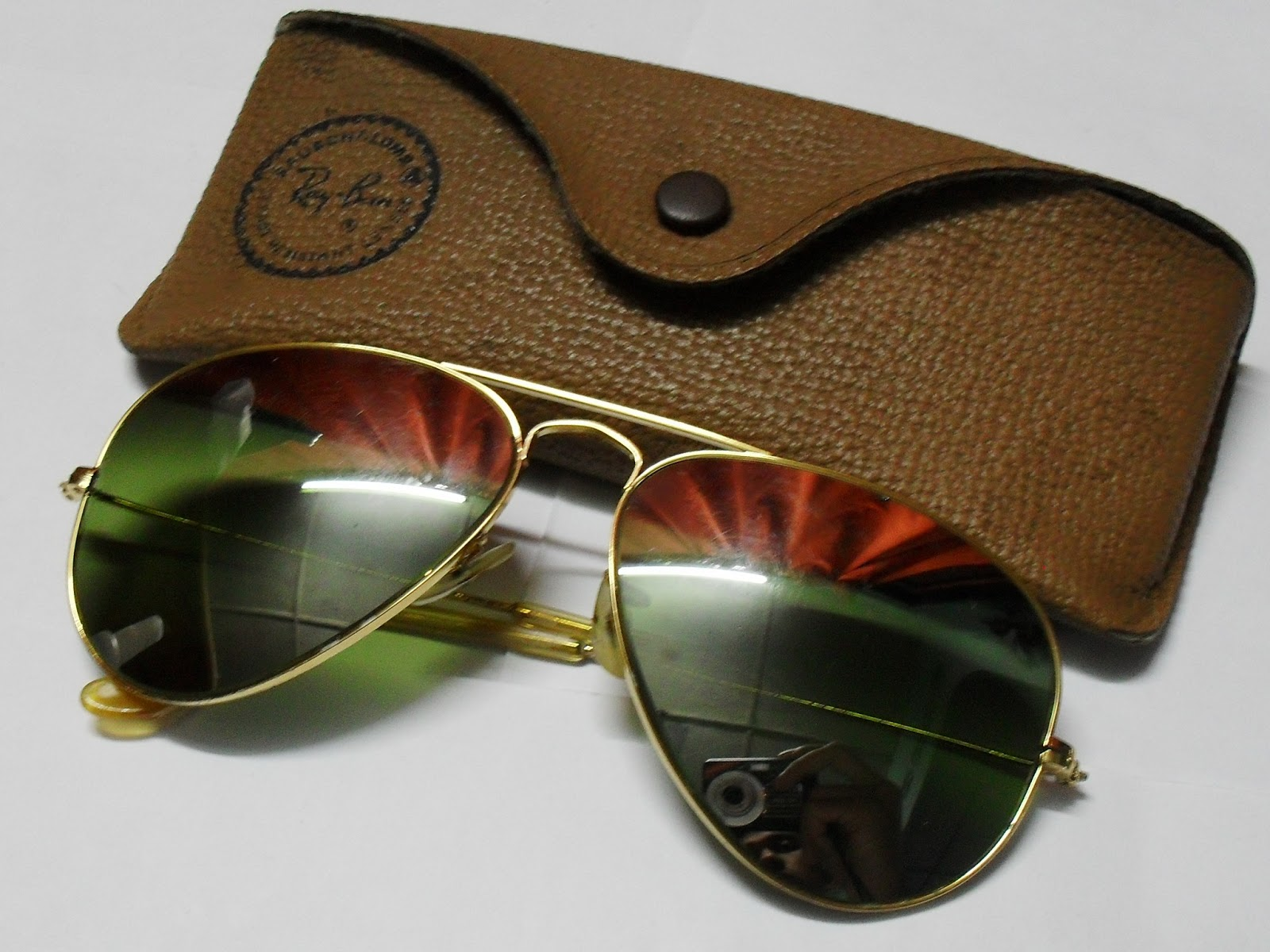 c4ba42d21a Malaya Retro Blogspot.Com  ~ SOLD ~ RARE rb3 DGM RAY BAN AVIATOR BL USA