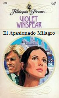 Violet Winspear - El Apasionado Milagro