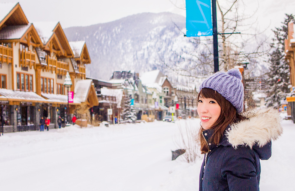 Things We Learned from Our Winter Getaway at -20 Degrees in Banff, Alberta