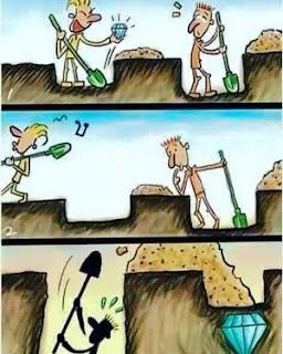 mudah terpengaruh ikut ikut orang lain