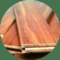 Jual lantai kayu merbau murah