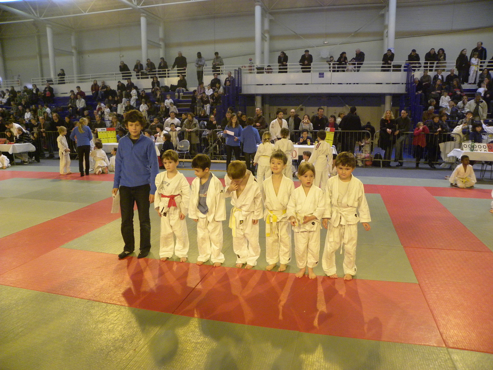 judo club d ville l s rouen tournoi de no l 2012. Black Bedroom Furniture Sets. Home Design Ideas