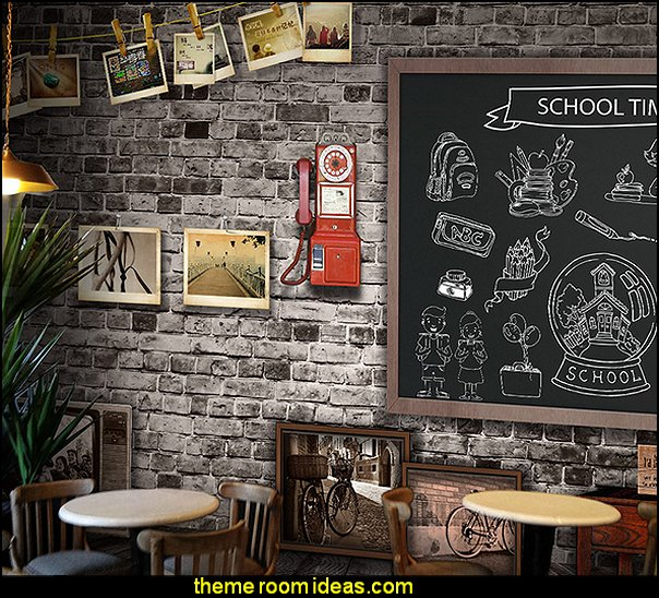 Cafe Restaurant Wall Design : Decorating theme bedrooms maries manor cafe kitchen