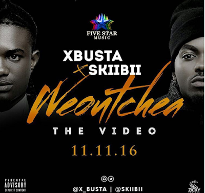 "PHOTO: XBusta x Skiibii- ""WeOutChea"""