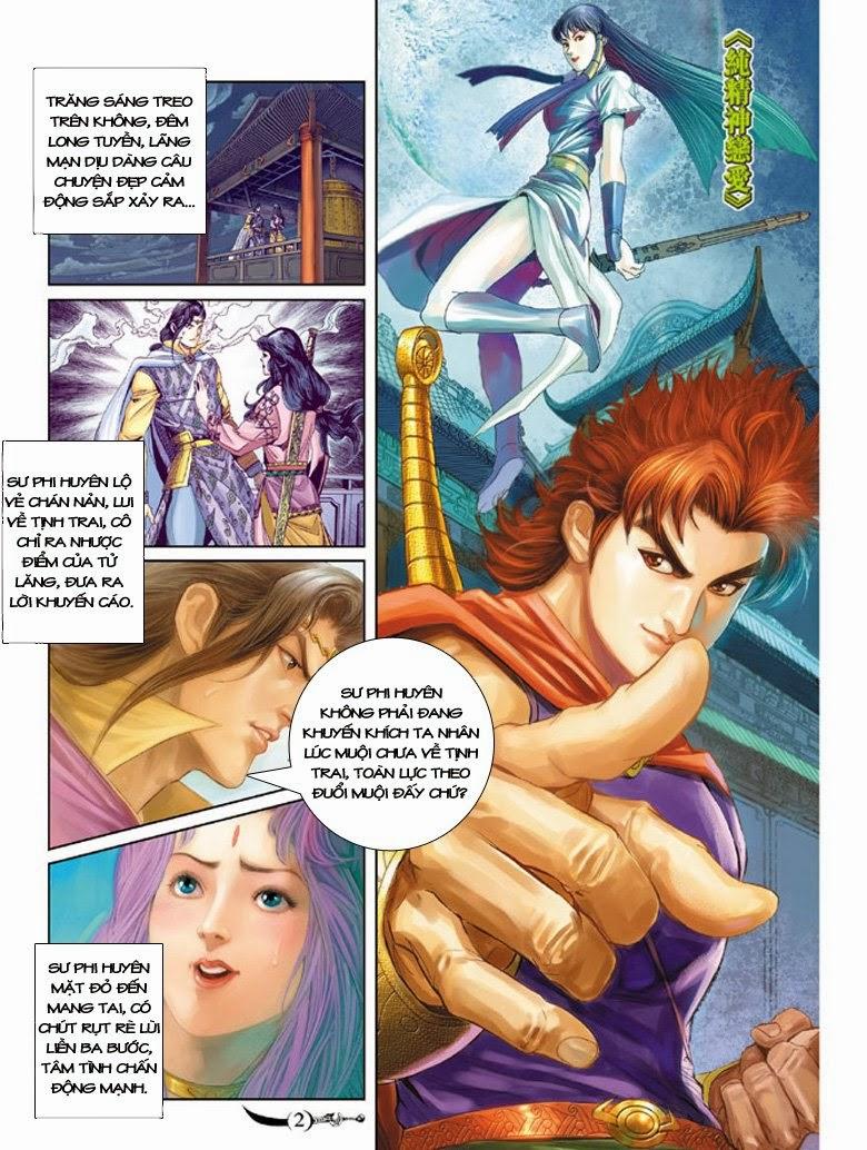 Đại Đường Song Long Truyện chap 150 - Trang 2