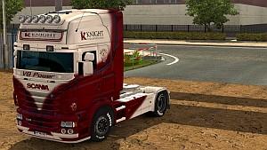Scania RJL skins pack by Pauke2004