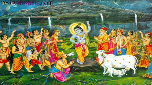 Govardhan Puja: The celebration of Lord Krishna's Heroic Deed
