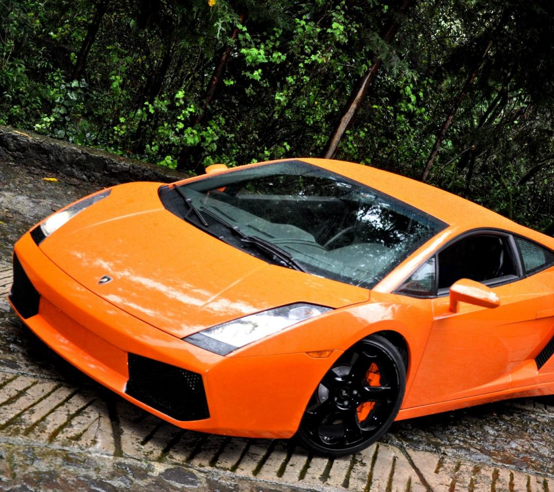 Luxury Lamborghini Cars: Orange Lamborghini Murcielago