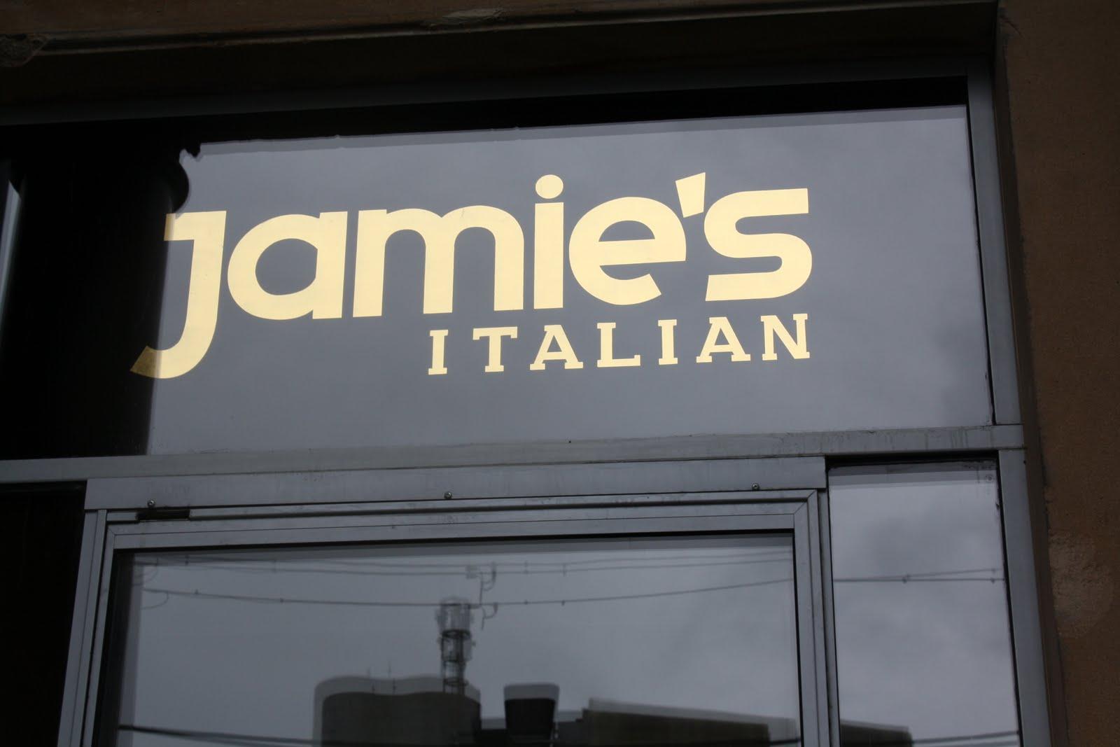 food.music.life.: Jamie's Italian - Glasgow, Scotland