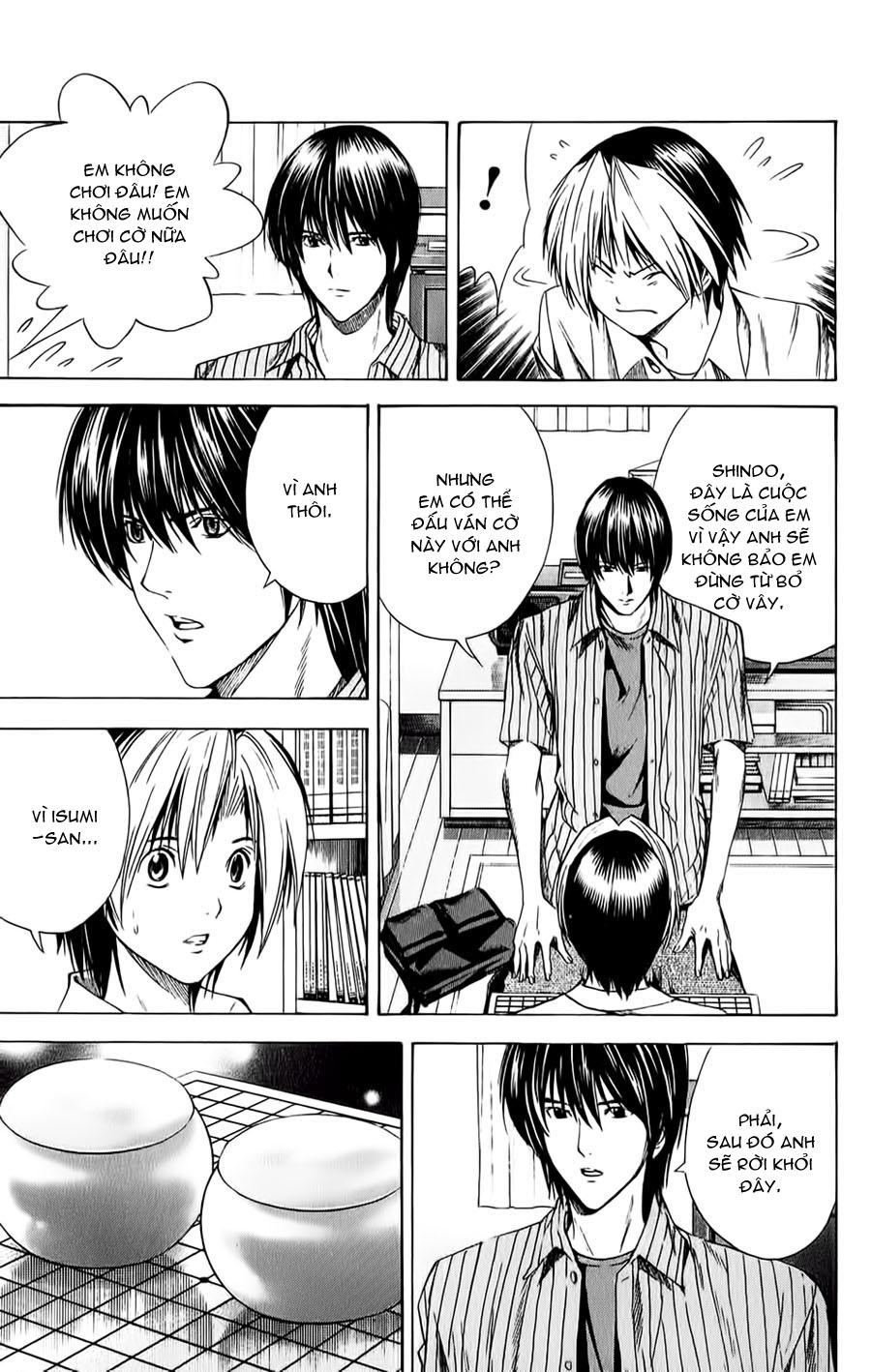 Hikaru No Go hikaru no go chap 139 trang 6