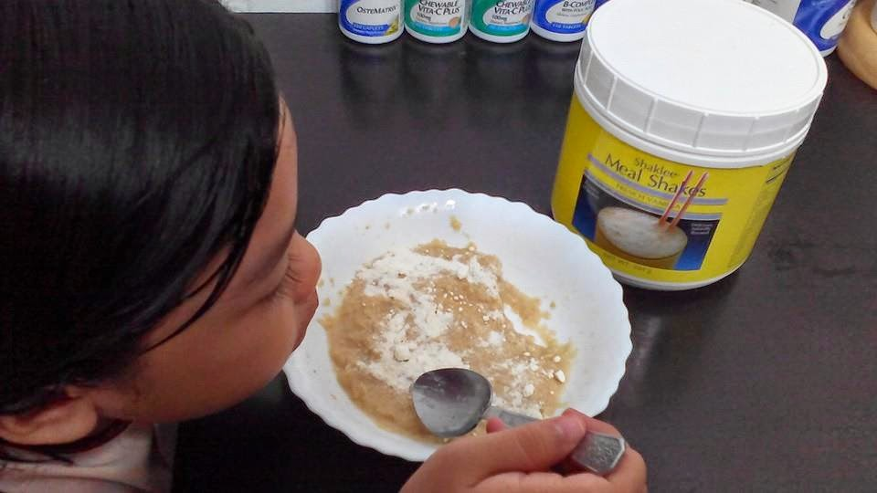 Meal Shakes bantu rawat masalah Resdung Kanak-Kanak