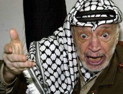 Let's All Go To the Arafat Museum