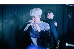 Photographer Kim Haze Share a set of iKON's Yunhyeong Photos During LV New Year Party