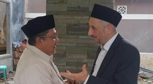 Tiba di Indonesia, Syekh Taufiq al-Buthi: Apakah Kami Sedang di Surga?
