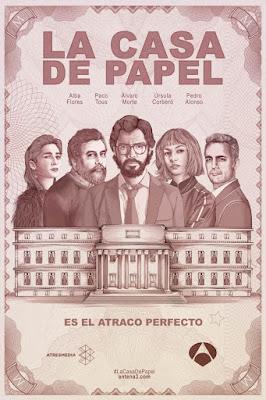 La Casa De Papel (TV Series) S01 DVD R2 PAL Spanish
