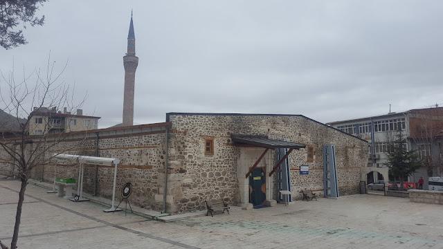 Eskişehir Sivrihisar Ulu Camii