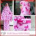 PSMT002A Mukena Bali Kupu Plus Tas Grosir 48 Pink
