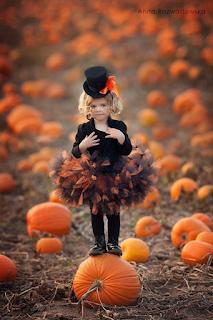 déguisement Halloween avec un tutu sans couture blog www.unjourmonprinceviendra26.com