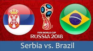 مشاهدة مباراة البرازيل وصربيا بث مباشر اليوم الأربعاء 27-6-2018 في بطولة كأس العالم 2018