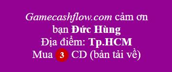 Game Cashflow TPHCM