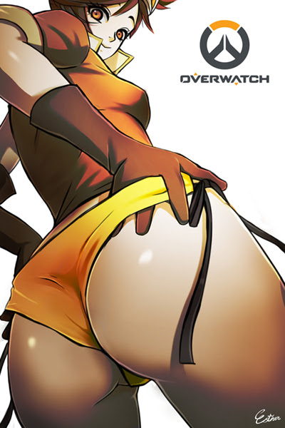 Overwatch - Tracer Image Gallery - Ecchi Anime Girls -2097