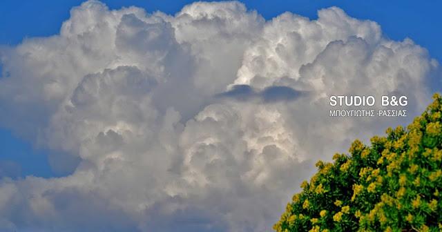 Επιδείνωση του καιρού: Βροχή, χαλάζι και πτώση της θερμοκρασίας