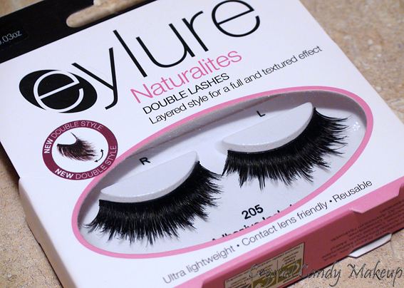 Commande Madame Madeline (Faux-cils) - Falsies - Eylure Naturalites Double Lashes 205