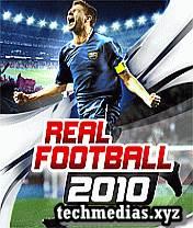 Real Football 2010 240x320 jar java