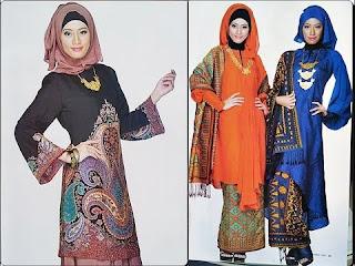 model baju muslim wanita hamil