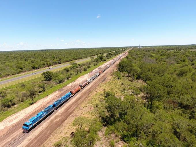 Evaluaron alternativas para el transporte por tren en Rafaela