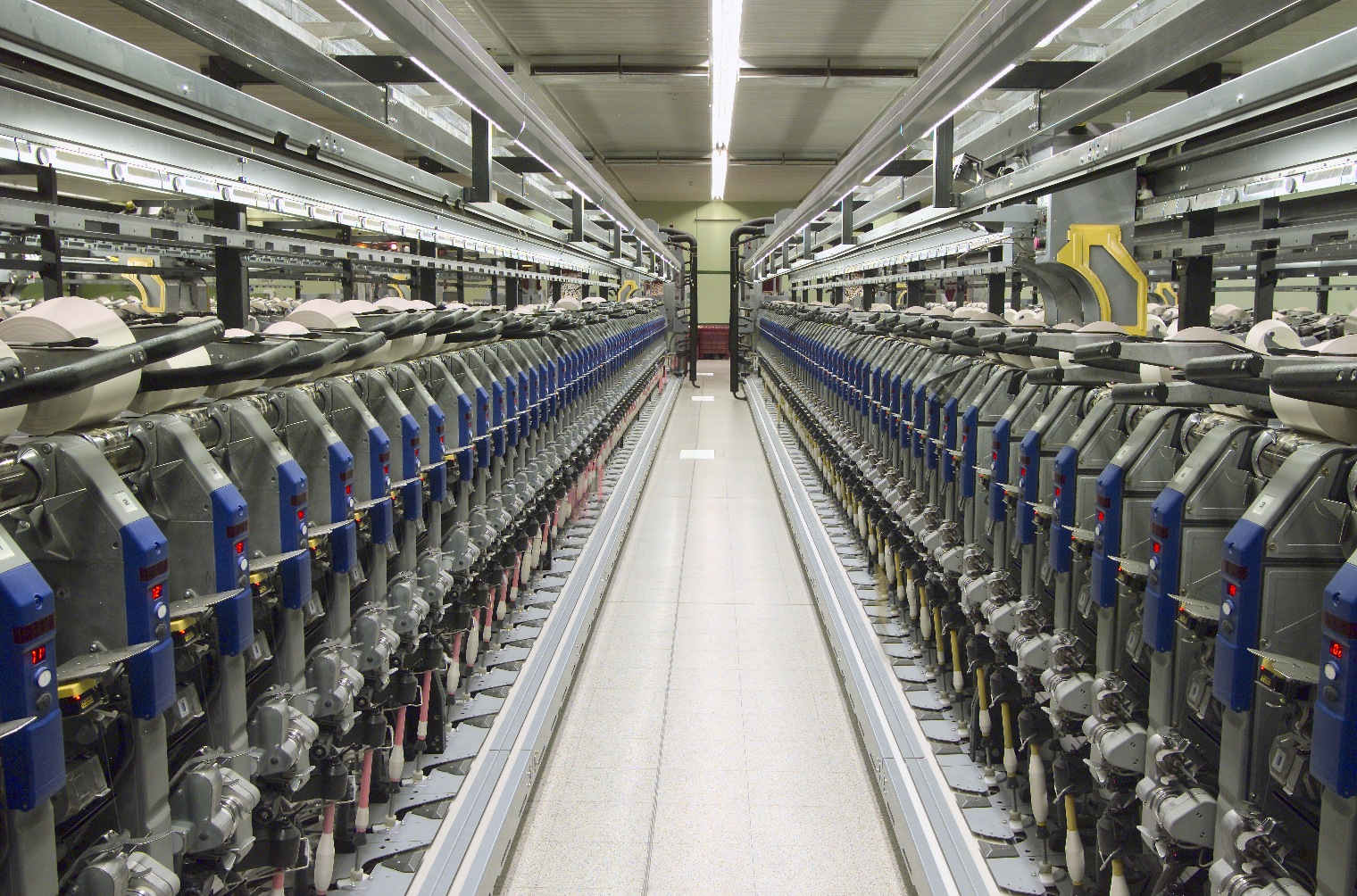 Italian Textile Machinery Exhibited At Techtextil North