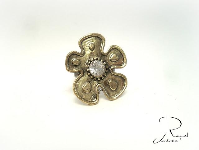 anillo- flor