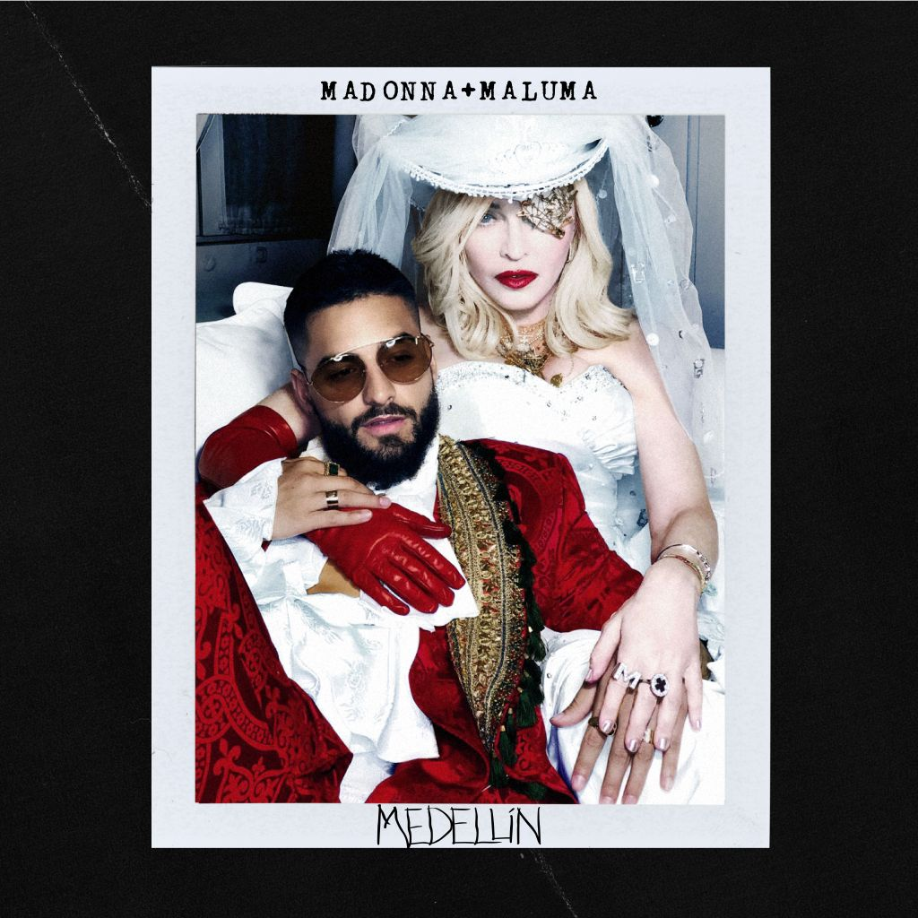 Madonna feat. Maluma - Medellin (2019)