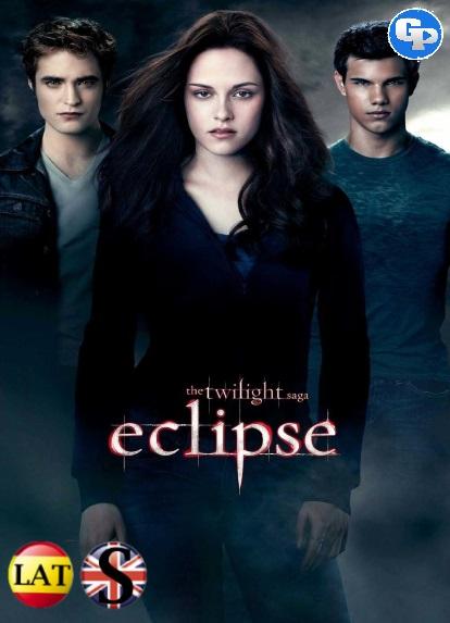 La saga Crepúsculo: Eclipse (2010) HD 1080P LATINO/INGLES