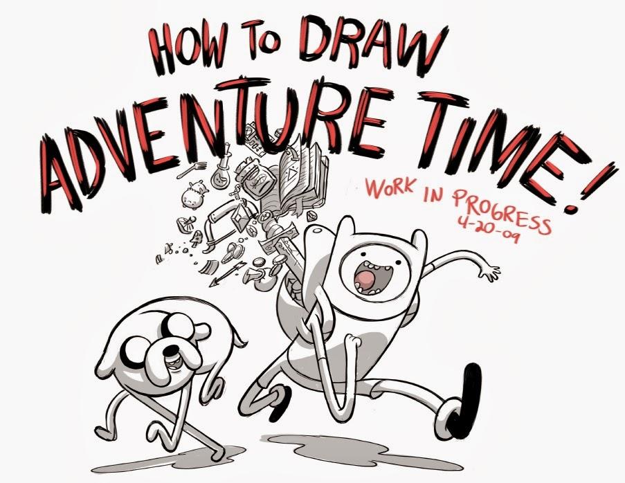 Descarga] Cómo dibujar Adventure Time. - Neoverso : animé y comics