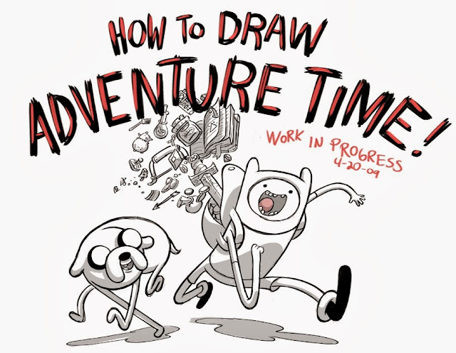 "Descarga: ""Cómo dibujar Adventure Time""."