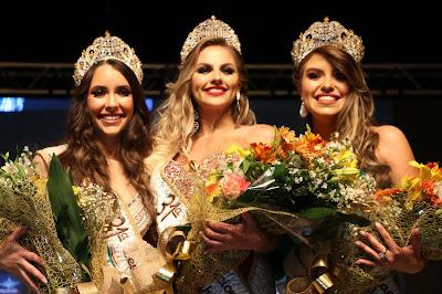 rainha da 31ª Festa Nacional do Pinhão