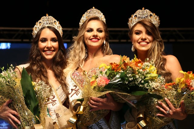 Eleita a rainha da 31ª Festa Nacional do Pinhão