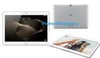 Logo Tablet Huawei : codice sconto del 20% su prezzo base già scontato del 24%: solo pochi pezzi!