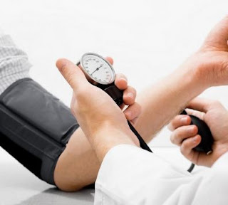High blood pressure diagnosis and treatment